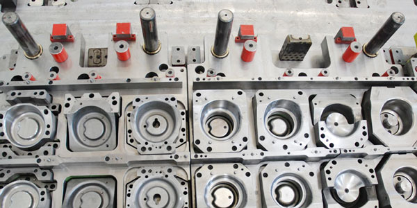 Werkzeugbau für Serienfertigung