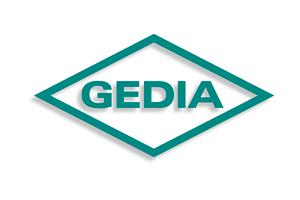 Logo GEDIA