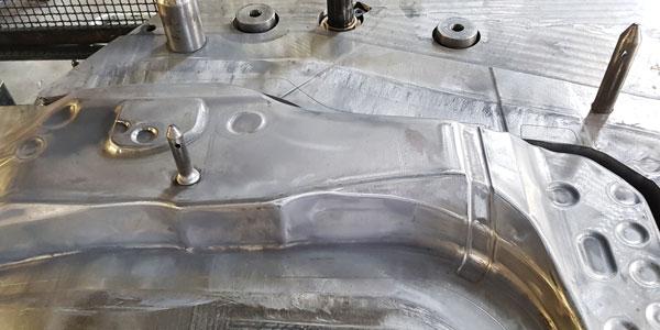 Prototypenbau Automobilindustrie